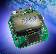 Frontier Silicon and SigmaTel partner to deliver low cost DAB, FM