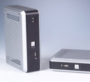 800MHz Fanless Thin Client is Ideal for Harsh Environments