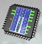 Fast and flexible 8051-based microcontroller
