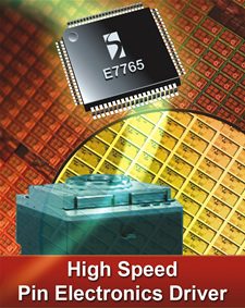 Semtech Debuts High-Speed Pin Electronics Driver for Next-Generation Memory Testers