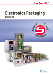 COMPREHENSIVE NEW ENCLOSURES CATALOGUE FROM SCHROFF