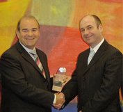 Harwin names TTI European Distributor of the Year for second year running