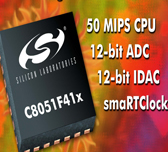 Small Form Factor MCU makes the most of a 5 x 5 mm package