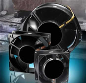 IP rated AC fans from Aerco