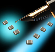 Ultra Low Profile MLC Capacitors Suit the Latest Consumer Applications
