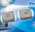 Winged Low-Profile High-Current Inductor in 4040 Case Size