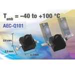 Vishay's AEC-Q101-Qualified PIN Photodiodes and Phototransistors