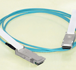 Tyco Electronics introduces 40 Gb/s active optical cable assemblies