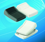Soft Touch Hand-Held Enclosures from OKW