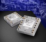 XP's compact encapsulated COTS DC/DC converters offer wide input range