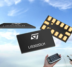 MEMS Accelerometer from STMicroelectronics Drives Movement-Activated features into Ultra-Slim Designs