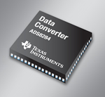 TI introduces 18-bit SOC for high speed data acquisition