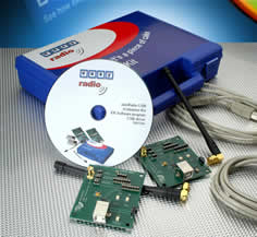 USB Wireless Evaluation Kit from Easy Radio's LPRS