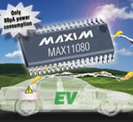 Battery-Protection IC said to reduces BMS Cost by 80% in Hybrid and Electric Vehicles