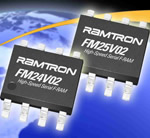 Ramtron extends V-Family product line with serial 256-Kilobit F-RAM