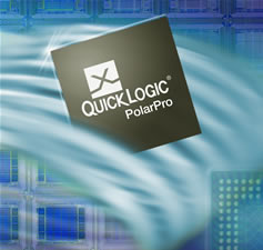 QuickLogic's ultra-low-power FPGA family extended to 300,000 gates