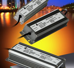 Waterproof LED Power Supplies Are 95% Efficient