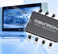 Ramtron's 64-kilobit FRAM-Enhanced Processor Companion