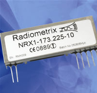 Single Channel Narrowband Radio Receiver
