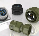 Weald's Circular connectors are suitable for military mains voltage applications
