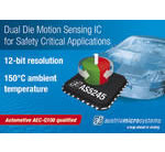 austriamicrosystems - Fully redundant motion sensing IC for the toughest automotive safety requirements