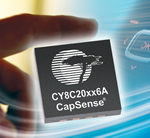 CY8C20xx6A - New Cypress CapSense Device is Industry's Lowest-Power, Configurable Touch-Sensing Controller