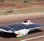 Densitron Supports Stanford University at the 10th World Solar Challenge in Australia