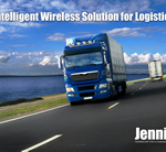 Jennic Enable Wireless Transportation of Real-time Logistics Data