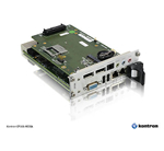 Kontron CP308-MEDIA: One of the first embedded boards with DisplayPort