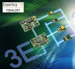 Ericsson Power Modules among finalists at Elektra awards with its 3E digital power concept
