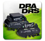 "Crydom Introduces the ""DRA"" Series of Din Rail Mounted AC and DC Output Solid State Relay Assemblies and ""DRS"" Series of Din Rail Sockets"