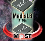 SMSC Launches MediaLB Device Interface Macro IP Supporting 6-Pin MediaLB
