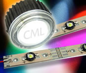 LED light engines from CML simplify the use of LED technology