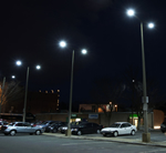 Everlight's SL-Dolphin LED fixtures replace traditional street lights in Boston LED Trial