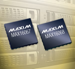 MAX16067/68: 6-channel system managers with nonvolatile fault memory facilitate diagnostics