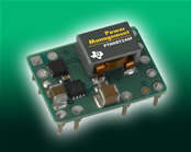 TI Introduces DC/DC Power Module  for 3-GHz DSP Systems