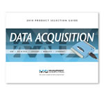 Measurement Computing Releases 2010 Data Acquisition Product Selection Guide