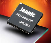 Jennic launches JN513x family second generation wireless microcontrollers