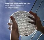 Peregrine Semiconductor Develops Next Generation of  RF CMOS Semiconductor Process with IBM Microelectronics