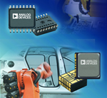 Analog Devices' High-performance, Low-power MEMS Gyroscope Enables Applications In Harsh Industrial Environments