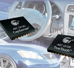Cypress Introduces World's Broadest Automotive-Qualified Touch-Sensing Portfolio Featuring Industry's First Capacitive Touchscreen Solution