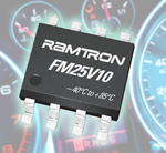 Ramtron Serial 1-Mbit F-RAM Upgraded to Automotive Qualification
