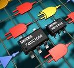 Logic products from Diodes Incorporated provide upgrade for industry standard parts