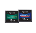 Apacer launches 4th generation Industrial CF Card - CFC4