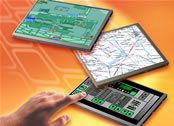 Anders extends industrial-specification LCD range with options for touch panel use