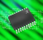 Smoke-detector integrated circuit features ultra-low current consumption and networking capability