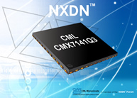 CML Announces New Function Image Supporting NXDN Design