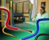 Silicone cables from Quadrant operate over wide temperature range