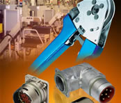 Circular connectors withstand water, dust, vibration and EMC