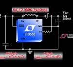 2A, 42V Boost Converter Now Offered in High Temperature H & MP Grades